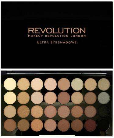 Makeup Revolution 32 Eyeshadow Palette BEYOND Flawless