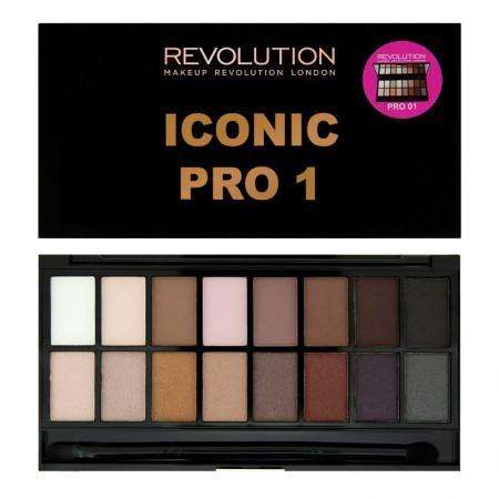Makeup Revolution Iconic PRO 1 Palette