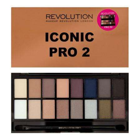 Makeup Revolution Iconic PRO 2 Palette