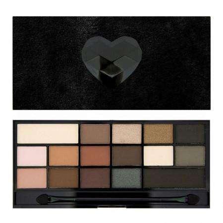 I Heart Makeup Wonder Palette Black Velvet