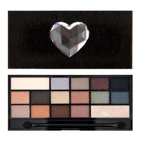 I Heart Makeup Wonder Palette Naked Underneath Faux Fur