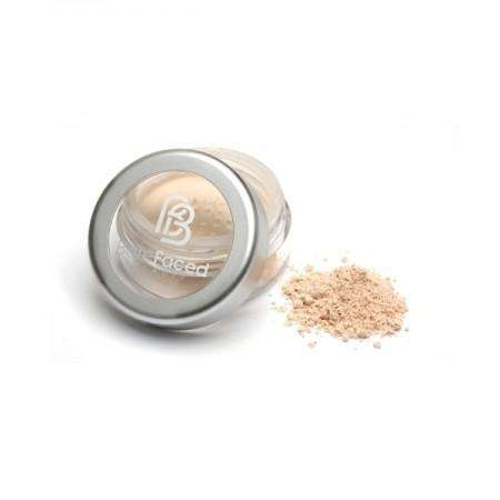Barefaced Beauty Mineral Finishing Powder - ENGLISH ROSE