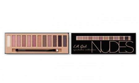 LA GIRL Beauty Brick Eyeshadow Palette Nudes