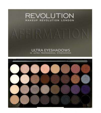 Makeup Revolution 32 Eyeshadow Palette AFFIRMATION