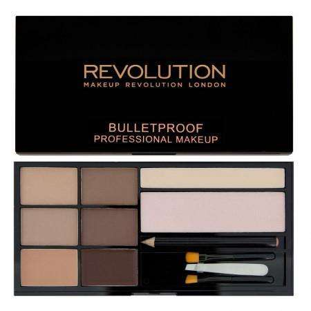 Makeup Revolution Ultra BROW Palette - Fair to Medium
