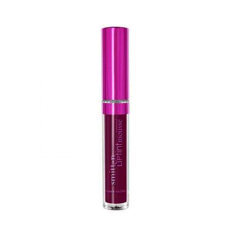 LA Splash Smitten Waterproof Lip Tint Mousse Raven
