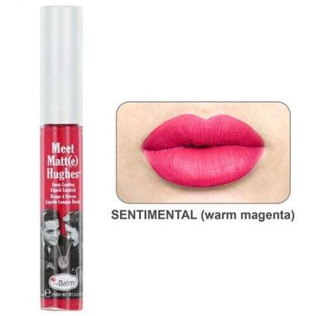 The Balm Meet Matte Hughes - Sentimental
