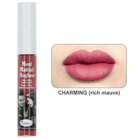 The Balm Meet Matte Hughes - Charming