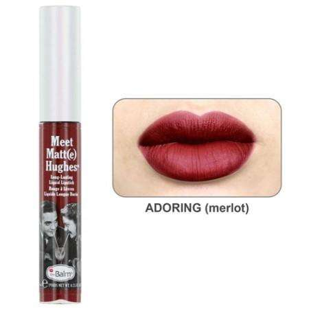 The Balm Meet Matte Hughes - Adoring