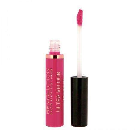 Makeup Revolution Ultra Velour Lip Cream What will it take to make you love me?