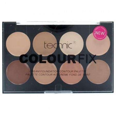TECHNIC Colourfix Cream Contour Foundation Palette