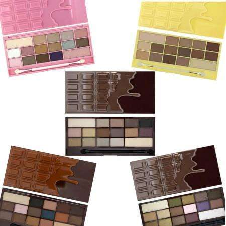 SET DEAL - I Heart CHOCOLATE Palettes (5x)