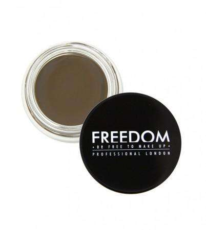 Freedom Pro Brow Pomade Medium Brown