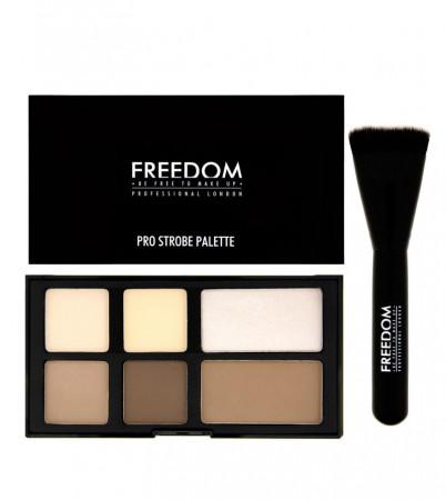 Freedom Pro POWDER Strobe Palette with Brush